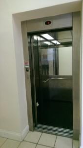 Elevator in EETC